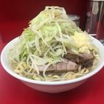 ラーメン二郎 - 小700円