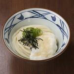 丸亀製麺 - 【とろろ醤油うどん】並 380円