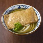 丸亀製麺 - 【きつねうどん】並 420円