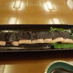 海つばめ - イルカ刺身