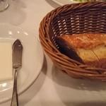 92116306 - 無塩バター&バケット