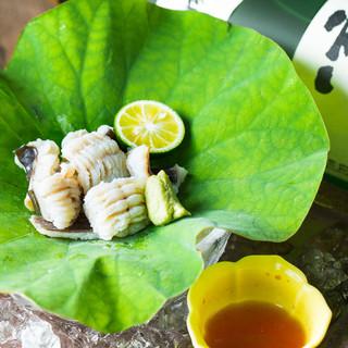 【春~夏】筍、鱧、旬野菜・魚