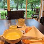 スダ コーヒー - 料理写真:朝限定のモーニングセット