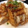 台湾料理 珍味軒 - 料理写真:日替わりランチ 油淋鶏(ユーリンチー)650円
