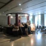 エスプレッソ アメリカーノ - Jタワー1階のオープンスペース