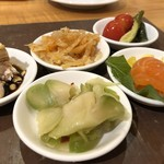 mezonchainaumemoto - 前菜盛り合わせ