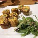mezonchainaumemoto - 卵春巻き