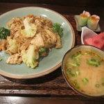 chok-di - タイ風焼ききしめんセット¥900