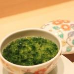 広典 - フォアグラの茶碗蒸し