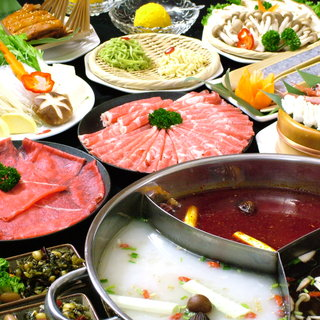 食べ放題や飲み放題のプランをご用意。接待やご宴会におすすめ。