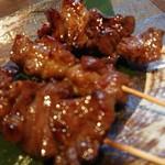 牛タン べこ串 - 牛たんカルビ(税抜き280円/本)