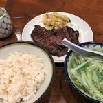 92157109 - 牛たん定食(A)