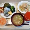 アルファーワン - 料理写真:朝食(自分が取った料理)