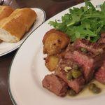 オー バカナル - アンガス牛のステーキ