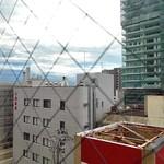 アルファーワン - 7階のシングルルームからの眺め