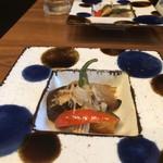 春吉酒亭 一歩 - 産直野菜の焼き浸し