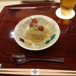 92161638 - クルミ豆腐