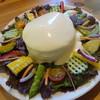 森のVoiVoi - 料理写真:高原野菜と4種のチーズフォンデュ・パンケーキ