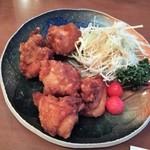 四海樓 - 鶏唐揚げ702円