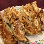 宇都宮餃子館 - 餃子いろいろ十二種食べくらべ