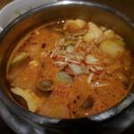 韓美膳 - スンドゥブチゲ