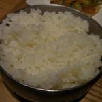 韓美膳 - ご飯