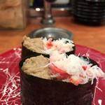 健康寿司海鮮家 - カニミソ