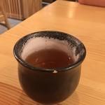 92167503 - 2回目には熱いお茶を出してくれた優しいスタッフさん