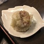 92168034 - 麻婆豆腐定食につく焼売