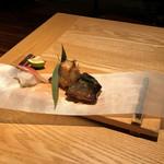 和食・酒 えん - 銀ダラの西京焼き1,280円。