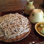 並木藪蕎麦 -