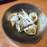 魚京助 - 磯つぶ煮