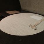 焼鳥 瀬尾 - テーブルセッティング