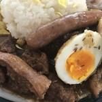 モリトネリ - チキン、タマゴ、ソーセージ