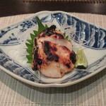 焼鳥 瀬尾 - 鶏胸肉の西京焼き