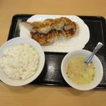 92172149 - 餃子2種定食