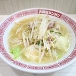麺屋こころ - タンメン