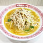 麺屋こころ - 大岡山タンメン