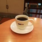 ドトールコーヒーショップ - 久しぶりのドトール。ブレンドL 320円。税込み 20180901 深煎りの苦みがいい。(^ー^)