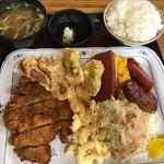 あやぐ食堂 - 料理写真:■Aランチ(¥900)
