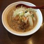 麺場 田所商店 - 料理写真:北海道味噌 野菜ラーメン  ¥800