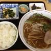 麒麟 - 料理写真:ラーメン定食