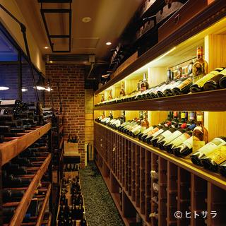 ワイン好きを唸らせる!イタリア産オールドヴィンテージワイン