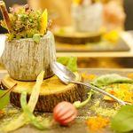 クレアバックス - 茨城県の大和田農園の露地栽培有機野菜 オリーブ、香草、黒にんにく 落ち葉のイメージ