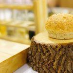クレアバックス - 竹炭、レモン、ローズマリー、トリュフオイル、 (試験管入り)パンと一緒に。