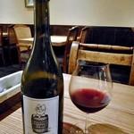 Wainshokudouruguruton - 赤ワイン