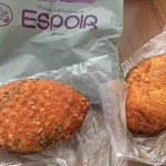 エスポアール ミスズ - カレーパン、辛口カレーパン