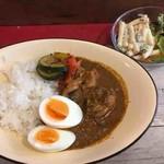 Kicchinnananisan - チキンカレー
