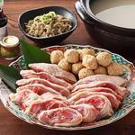 舞鶴キッチン - 博多名物☆水炊き☆生産者限定『黒さつま地鶏』