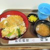 Inaba - 料理写真:天とじ丼セット